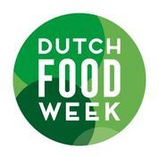 Afbeelding: Logo Dutch Food Week
